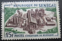 SENEGAL N°237 Oblitéré - Sénégal (1960-...)