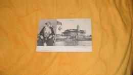 CARTE POSTALE ANCIENNE CIRCULEE DATE ?../ ZANZIBAR...H.H. THE SULTAN'S PALACE.. - Tanzania