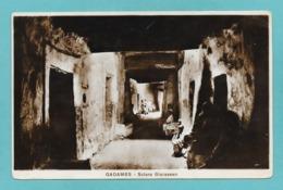 GADAMES SCIARA GIARASSAN - Libyen