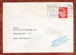 Brief, Roentgengeraet, MS Bietigheim-Bissingen, Nach Stuttgart 1980 (79311) - BRD