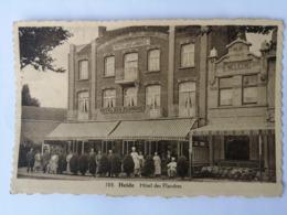 Heide Kalmthout Hôtel Des Flandres Café Restaurant - Photo Hoelen Cappellen - Kalmthout