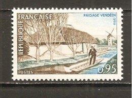 Francia-France Nº Yvert 1439 (MNH/**) - Francia