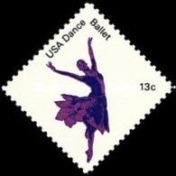 United-States - American Dance Issue -1978 - Etats-Unis
