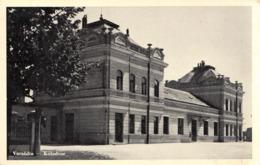 VARAZDIN-RAILWAY STATION - Croatia