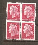 Francia-France Nº Yvert 1536B X4 (MNH/**) - Francia