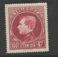 Grand Montenez, **, COB 292, Cote 155 € - 1929-1941 Big Montenez