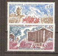Francia-France Nº Yvert 1679-80 (MNH/**) - Francia