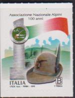ITALY, 2019, MNH,MOUNTAINS, CLIMBING, ALPINE ASSOCIATION, 1v - Climbing