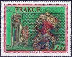 France 1976 - Mi 1989 - YT 1900 ( Paintig By Carzou ) - Frankreich