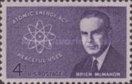 United-States - Senator Brian McMahon  -1962 - Etats-Unis