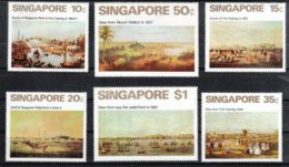 Singapur 1971**, Gemälde Von Singapur, Sukkulente / Singapore 1971, MNH, Paintings Of Singapore, Succulent - Sukkulenten