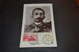 Rare Carte Maximum 1937 Pierre LOTI N°353 20/09/1937 - Cartes-Maximum
