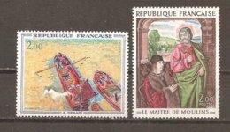 Francia-France Nº Yvert 1732-33 (MNH/**) - Francia