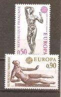 Francia-France Nº Yvert 1789-90 (MNH/**) - Francia