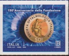 ITALY, 2019, MNH, HEALTH, ITALIAN OPHTHALMOLOGY ASSOCIATION,  1v - Health