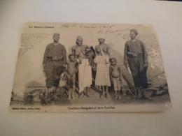 Tirailleurs Sénégalais Et Leurs Familles - Guerre 1914-18