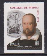 ITALY, 2019, MNH , COSIMO I DE' MEDICI, DUKE OF FLORENCE, TURTLES, 1v - Royalties, Royals