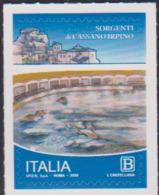 ITALY, 2019, MNH , IRPINO SPRINGS, 1v - Health