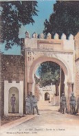 LE KEF  -  ENTREE DE LA  KASBAH - Tunesië