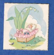 Carte Ancienne - Faire Part De Naissance - Jocelyne BEAUGUITTE Née à OUENZA Le 5 Juillet 1962 - Annie Francine Denis - Naissance & Baptême
