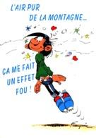 """Gaston Lagaffe """"l'air Pur"""" - Comics"""