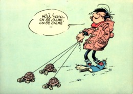 "Gaston Lagaffe ""Hola Hooo On Se Calme..."" - Comics"