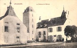 Lacuisine - Le Château Des Epioux (animée, Ed. Duparque SD 1912) - Chiny