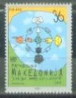 NMK 2001-239 DIJALOG, NORDMACEDONIA, 1 X 1v, MNH - Gemeinschaftsausgaben
