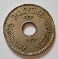 PALESTINA 10 MILS 1933. BEL ETAT. PALESTINE. - Münzen
