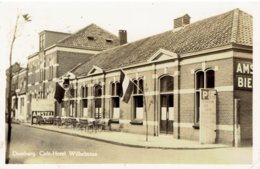 DOMBURG - NL - Café-Hotel Wilhelmina - Noordstraat - Domburg