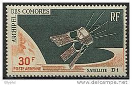 Comores, PA N° 17** Y Et T - Airmail