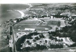 76 - Dieppe : Le Camping, Le Stade (Jean Mérault) Et Le Collège (Lycée Jehan Ango) - Vue Générale - Dieppe