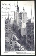 NEW YORK Broadway Sent 1902 From HOLDER, Fla To Belgium - Broadway
