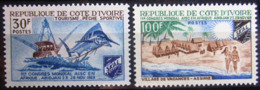 COTE D'IVOIRE                   N° 292/293                     NEUF** - Côte D'Ivoire (1960-...)