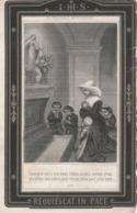 Maria Elisabeth Meskens-st.amands 1807-1868 - Andachtsbilder