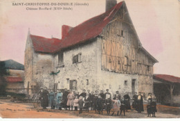 Saint-Christophe Du Double - Chateau Bouffard - Autres Communes