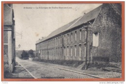 Carte Postale 59. Inchy La Fabrique De Tulles Herlem-Lozé    Trés  Beau Plan ***RARE*** - Autres Communes