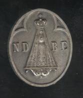 Badge De Pélerinnage - ND BE - Très Bon état - Religion &  Esoterik