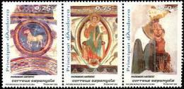 Andorra 301/03 ** Patrimonio. 2002 - Andorra Española