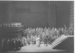 AK 0322  Bayreuther Festspiele 1954 - Lohengrinn II. Akt - Oper