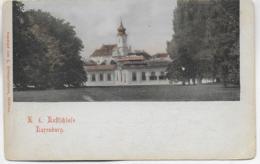AK 0323  K. K. Lustschloß Laxenburg - Verlag Weingartshofer Um 1900-1910 - Laxenburg