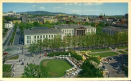 OSLO - Universitetet I Forgrunnen - Norvège