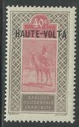 HAUTE VOLTA 1920 YT 11** - Neufs