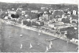 ! - France - Antibes - Juan-les-Pins - Le Casino Et Ses Terrasses Sur La Mer - 2 Scans - Juan-les-Pins