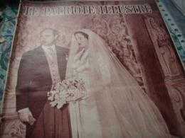 PATRIOTE / MARIAGE MARIA PIA ALEXNDRE YOUGOSLAVIE CASCAIS PORTUGAL /MALSKAT FAUSSAIRE /FRISE ILE TEXEL / - Allgemeine Literatur