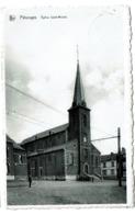 Pâturages - Eglise Saint-Michel - Circulée - Edit. J. Bruniau Et Fils - 2 Scans - Colfontaine