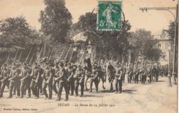 SEDAN - La Revue Du 14 Juillet 1911 - Sedan