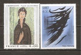 Francia-France Nº Yvert 2109-10 (MNH/**) - Francia
