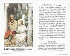 Santa Oda Di Sint - Oedenrode Vergine - Rolduc - Santini