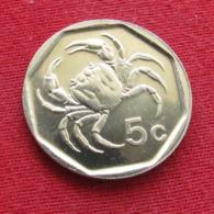 Malta 5 Cents 2001 KM# 95  *V1 - Malta
